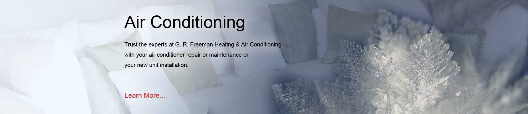 Air conditioning repair service in Newburgh IN