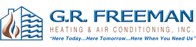 Check out all of G. R. Freeman Heating & Air Conditioning, Inc. great products and services like their Air conditioner repair service in Air Conditioning