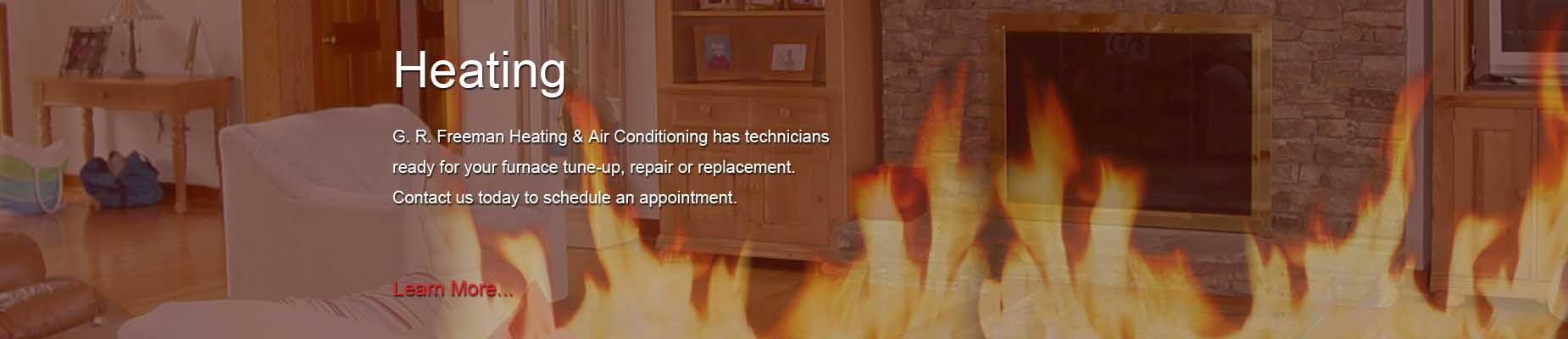 Furnace repair service in Newburgh IN
